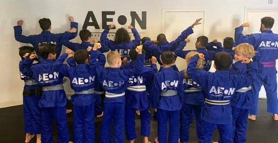 AEON BJJ Steatham Youth Classes