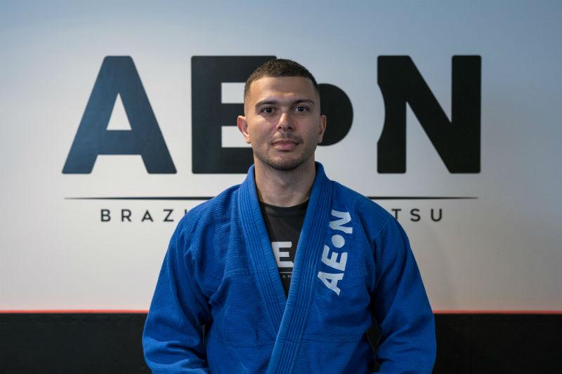 Aeon Instructors Daniel