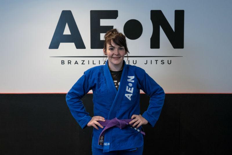 Aeon Instructors Louise